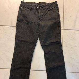 NWOT Lee Grey Denim Jeans